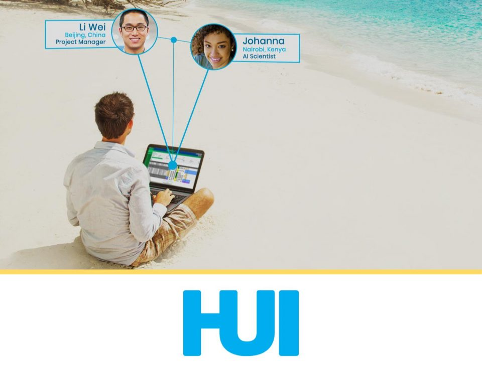 Hui- liquid collaboration platform